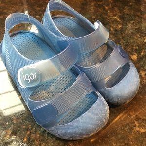 Igor Blue Sandals